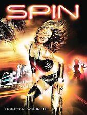 Spin - The Reggaeton Beat Never Stops (DVD 2007) Fernando Carrillo, Shalim Ortiz