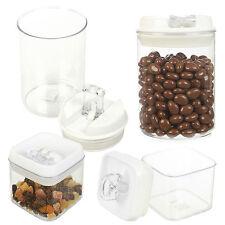 Wilkinson hermétique facile clip lock sceau de stockage en PLASTIQUE Alimentaire LUNCH conteneurs