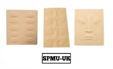 3D Practice Fake Skin SPMU Microblading Training Face, Lip, Brow, Eye Tattoo