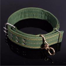 Pets Medium Large Big Dog Collar Neck Strap Adjustable Goode Cattle