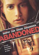 Abandoned, Dvd, Brittany Murphy, Dean Cain, Mimi Rogers, Michael Feifer