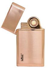 Metall USB Feuerzeug ,nur 0,7mm ,braucht weder Gas noch Benzin mit USB Kabel