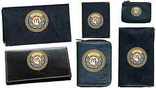 Porte Chequier ou compagnon ou porte monnaie porte carte grise signe Scorpion