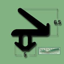 NERO UPVC Window and Door FLIPPER GUARNIZIONE, Guarnizione, Gomma, r6381x, varie lunghezze