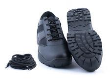 NEU Security Einsatzschuhe Halbschuhe schwarz 41 42 45 + extra Schnürsenkel
