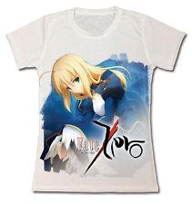 Fate Zero Saber Junior's T-Shirt Anime Licensed NEW