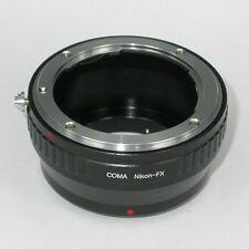 Fujifilm X-Pro1 FX XPro1adattatore raccordo per ottiche NIKON F AIS ID 3809