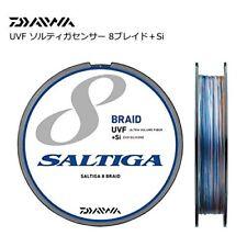 31lbs-53lbs Daiwa Line UVF Soltiga sensor 8 Blade + Si 300 m daiwa genuine