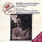 Vivaldi: The Four Seasons [Le Quattro Stagioni], , Good Original recording reiss