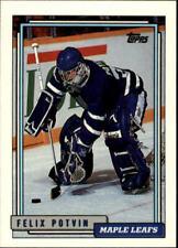 1992-93 Topps Hockey - You Pick - Buy 10+ cards FREE SHIP