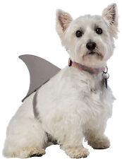 Shark Attack Dog Pet Costume Elastic Band Fin With Velcro Clasps Rasta Imposta