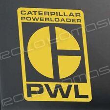 POWERLOADER CATERPILLAR sticker decal ALIENS COLONIAL MARINES WEYLAND YUTANI