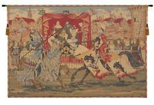 Medieval Lists Belgian Tapestry
