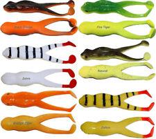 Tournament Baits Kikker Frog 7 inch - 2 Stück - 17,8cm - Frosch - 7 Farben -