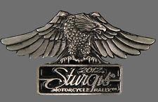 STURGIS 2012 BIKER RALLY EAGLE BIKER PIN