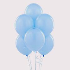 Paquete de varios Azul Pálido Globo ✿ Globos látex decoración fiesta globos