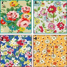 Vintage Floral Standard Light Switch Stickers