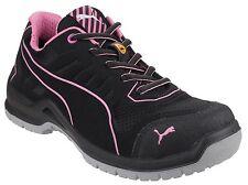 PUMA fusible TC ROSE BAS sécurité femmes Industriel Chaussures de travail uk3-8