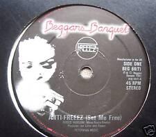 """FREEEZ ~ Anti-freeez / Mountain Man ~ 12"""" Single"""