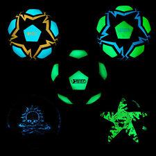 Best Sporting Fußball Trainingsball Glow In The Dark Leuchtend Ball Bälle