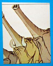 FIGURINA PANINI 1983-IL LIBRO DELLA GIUNGLA-n 74-NUOVA