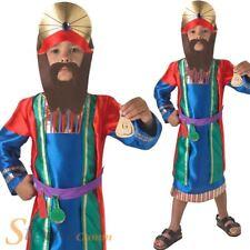Boys Nativity King Wiseman Costume Christmas Nativity Fancy Dress Outfit