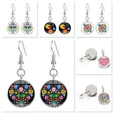 ✅Polish Folk Art Patterns Earring Fashion Jewelry Paper Cutting prezent gift