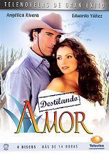 Destilando de Amor (DVD, 2008, Multi-Disc Set)