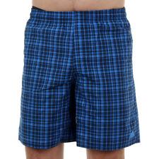 adidas Check Short ML Boxer Men's Swimming Shorts Trunks Fast Drying For Beach