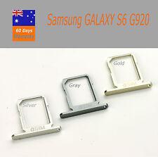 Samsung Galaxy S6  G920 SIM Card Tray Holder