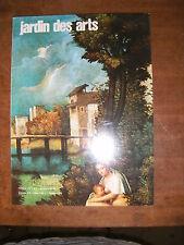 Jardin des arts N°179 ADAM GIORGIONE PALMYRE COPIE DE MEUBLES ANCIENS