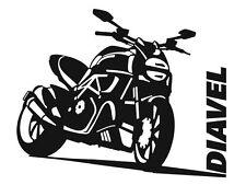 Ducati Diavel (Version 2) Aufkleber