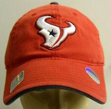 NFL Houston Texans Reebok Men's Flex Slouch Curve Brim Cap Hat OSFA NEW!