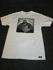 Hombre DC Moda Informal skate bmx mx camiseta S a XL XXL blanco {DC23}