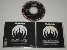MAGMA/MEKANIK KOMMANDOH (UZMK  SEVENTH REX VI Z) CD ALBUM