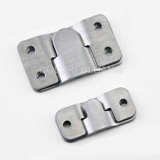 16PCS Stainless Steel Sofa Photo Frame Interlock Brackets Connector Hanging Hook