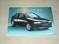 33620) Opel Astra Irmscher Pacific Prospekt 1992
