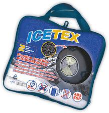 CHAINES NEIGE TEXTILES ICE-TEX 245/40x17 255/40x17 215/40x18 255/35x18 215/35x19