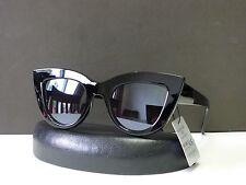 New Womens Vintage Retro 60s Cat Eye Classic Sunglasses Fashion Shades +Soft Bag