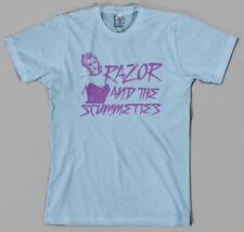 Maniac Mansion T Shirt Razor & Scummettes nes nintendo videogame pc apple 80s