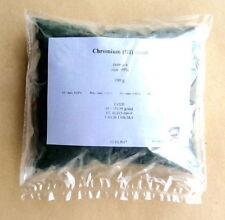 Chromium (III) oxide - 99% pure p.a pigment green powder 25-100-400-800g-1.6kg