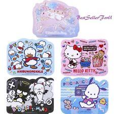 Sanrio Premium Quality Fabric Surface Mouse Pad Soft Comfortable Non-slip Mat