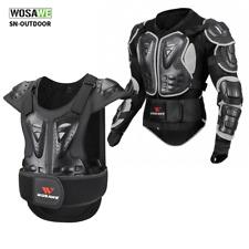 Protektoren Jacke Weste Brustschutz Rückenschut Racing Schutz Weste MTB Motorrad