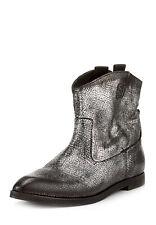 DIESEL Damen Boots Schuhe echt Leder