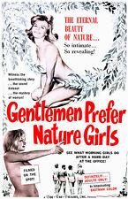 Gentlemen Prefer Nature Girls - 1963 - Movie Poster