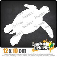 Kiwistar Turtle Silhouettes csf0996 12 x 10 cm Sticker