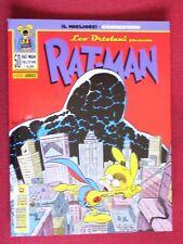 RAT-MAN COLLECTION N° 50 ESAURITO PANINI NUOVO  RATMAN