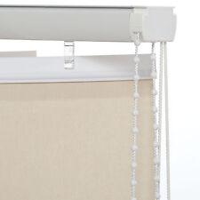 Lamellenvorhang Fenster Tür Flächenvorhang Streifenvorhang Creme 89 mm Lamellen