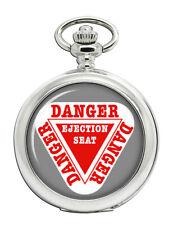 Danger Ejection Seat Pocket Watch