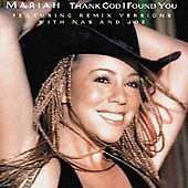 Thank God I Found You [Maxi Single] by Mariah Carey (CD, Jan-2000, Columbia (USA